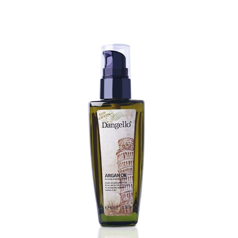 D'ANGELLO Morocco Argan Oil Scalp for Frizzy Dry Hair keratin Repair Treatment hair care keratin hair split ends conditioner