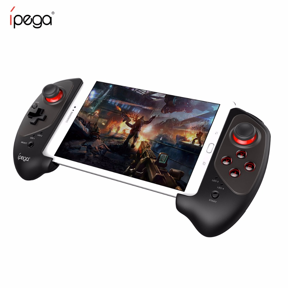 IPEGA commutateur manette manette Android jeu pad Android sans fil Bluetooth télescopique jeu Support Nintendos PG-9083