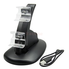Double Charger Mount Holder Fast Charging Dock for Xbox One Wireless Controller