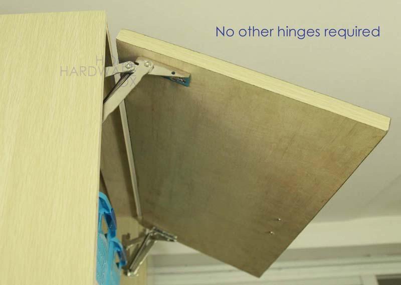 Flap Door Stay & Furniture Hardware Reverse Door Fittings ...