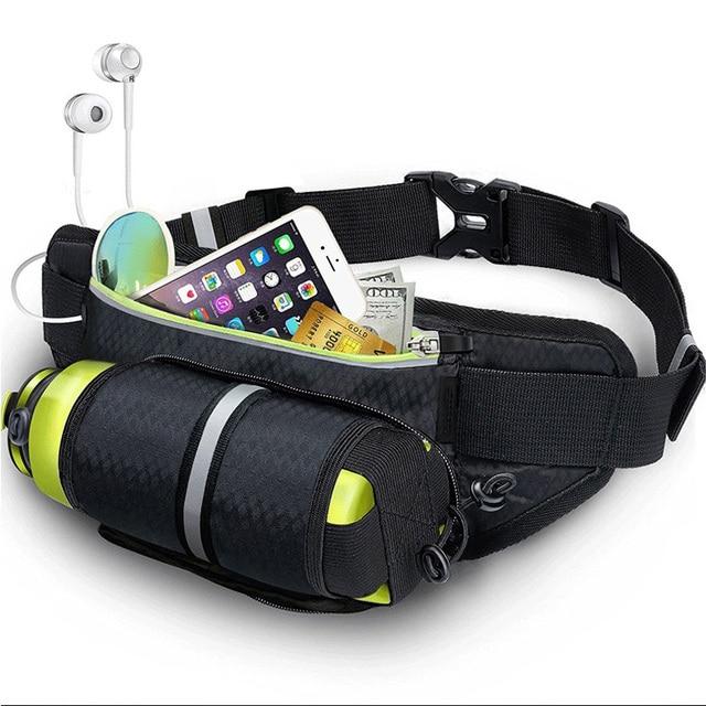 Date De Course En Plein Air Taille Sac Étanche Mobile Téléphone - Porte telephone ceinture