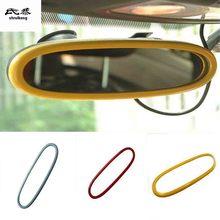 1 шт. Автомобильная Наклейка ABS зеркало заднего вида украшение крышка для 2013- VW Volkswagen Жук автомобильные аксессуары