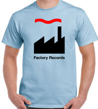 Factory Records Retro Record Label - Mens Music  Mondays OMD FAC51 New T Shirts Funny Tops Tee Unisex freeshipping
