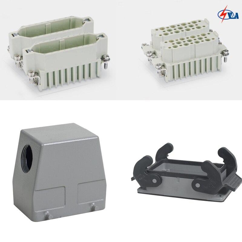 цена на HD-050 a Whole set 250V 10A 50pin heavy duty connector
