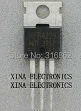 IRFB4229PBF IRFB4229 250V 46A TO 220 ROHS ORIGINAL 10PCS/lot  Free Shipping Electronics composition kitkitkit kitskit electronic