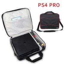 Für Sony PS4 PRO für PS4 pro/XBOX 360 Video Player fällen/kamera taschen Wasserdichte Digital Schützen Aufbewahrungstasche Reise Tragetasche