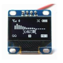 Новый Оригинальный 10 Шт./лот 128X64 OLED LCD LED Дисплей Модуль Для Arduino 0.96 «I2C IIC SPI Последовательный