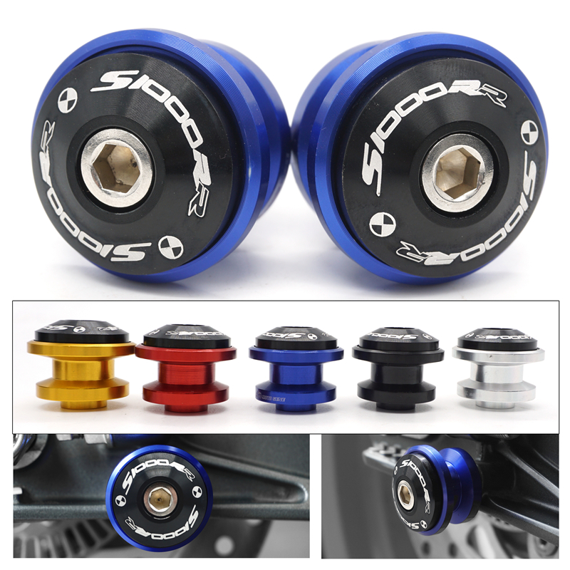 Motorcycle falling protection Framer Slider Anti Crash Front Rear Wheel For BMW S1000R S1000RR HP4 Fork Falling Protectors