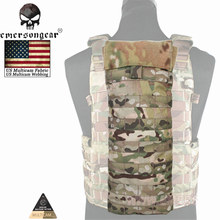 Emersongear 2L LBT6119A Gaya Berburu Hidrasi Pouch Tentara Emerson Cordura Hiking Camping Air Bag EM7438C Asli MultiCam(China)