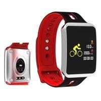TF1 Bluetooth Smartwatch Phone Nordic 52832 IP68 Waterproof Heart Rate Blood Oxygen Sleep Monitor Smart Watch Wristband