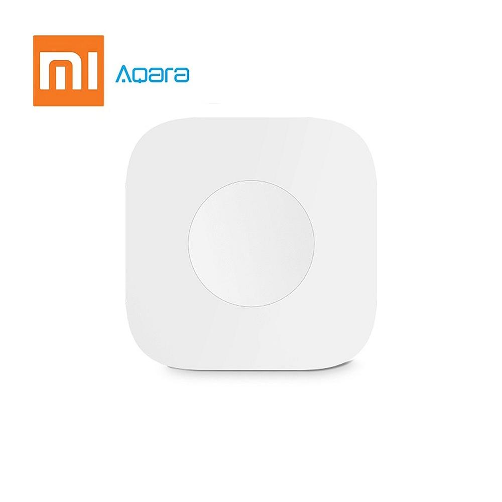 Original Xiaomi Aqara Interruptor Zigbee Sem Fio Sistema de Interruptor de Controle Remoto Uso com Xiaomi Gateway Aqara Ar Condictioner Parceiro