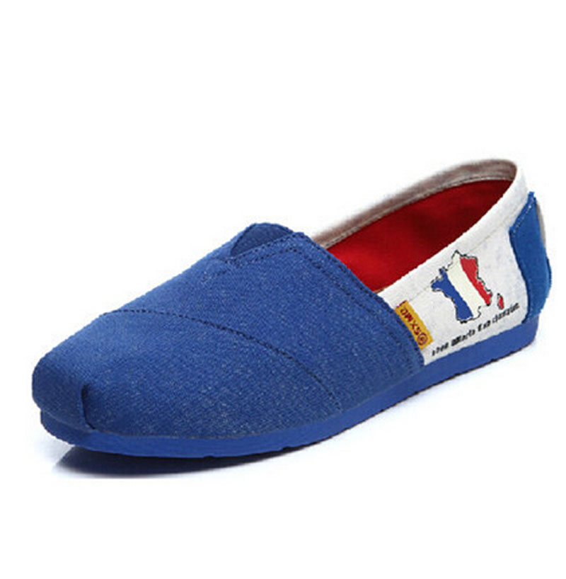 Summer Fashion Men Canvas Shoes espadrilles Men Casual Shoes Slip on Breathable Loafers Men Flats Shoes Zapatos Hombre P4d09 2016 new fashion comfortable casual walking loafers flats chaussure homme zapatillas hombre sales canvas tenis slip on men shoes