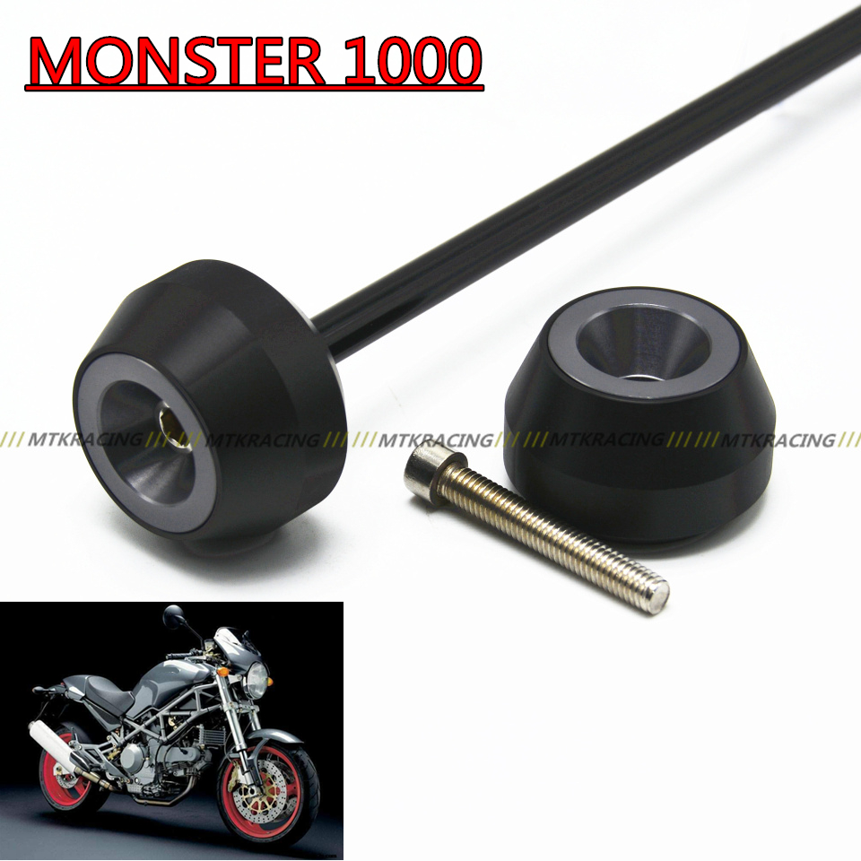 Free shipping for DUCATI MONSTER 1000 2003-2010  CNC Modified Motorcycle drop ball / shock absorber free delivery for ducati monster s4r 2003 2008 cnc modified motorcycle drop ball shock absorber