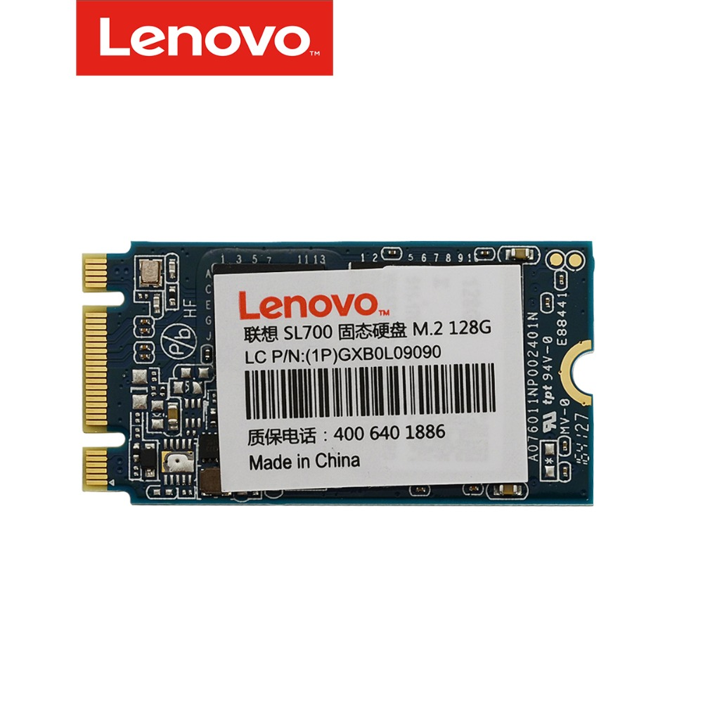 Genuine Lenovo SL700 NGFF M.2 2242 128G 256G SSD SATA3 compatible for HP Elitebook 820 840 G1 Solid State Drive Flash Cache kingfast ssd 128gb sata iii 6gb s 2 5 inch solid state drive 7mm internal ssd 128 cache hard disk for laptop disktop