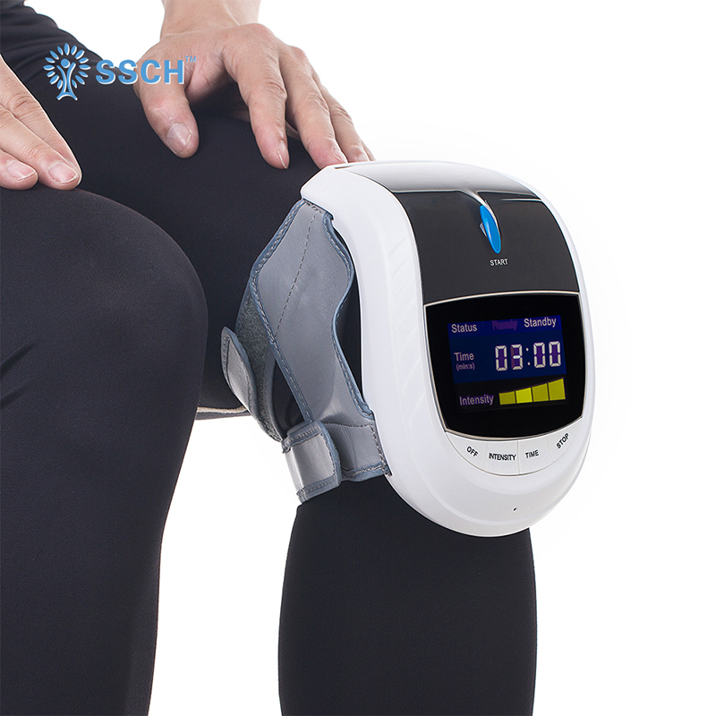HEALTH Knee Pain Relief For Arthritis Health Care Laser Therapy Massager free shipping 1pcs lot t2117 t2117 2117 dip 8 in stock