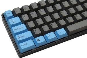 Image 4 - Filco MINILA אוויר PBT 67 מפתחות סובלימציה הדפסת דובדבן פרופיל keycaps 3u sapcebar זה קישור הוא keycaps, לא כלול מקלדת.