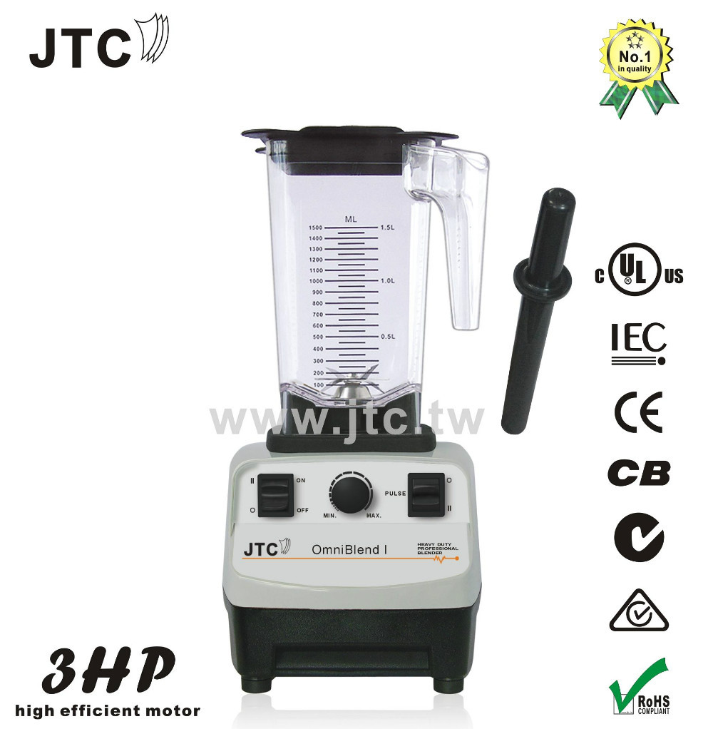 Omniblend V Standmixer JTC Blender Smoothie Mixer 2 L Smoothie Maker NEU