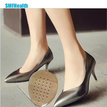 Ms ,Anti Slip Before forefoot cushion half a yard pad transparent silicone insoles slip super soft thick anti-gap measure Z35102