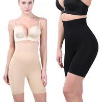 2017 Hot Sale Lady High Waist Trainer Tummy Control Thong Seamless Underwear Shaper Shapewear Casual Occasion