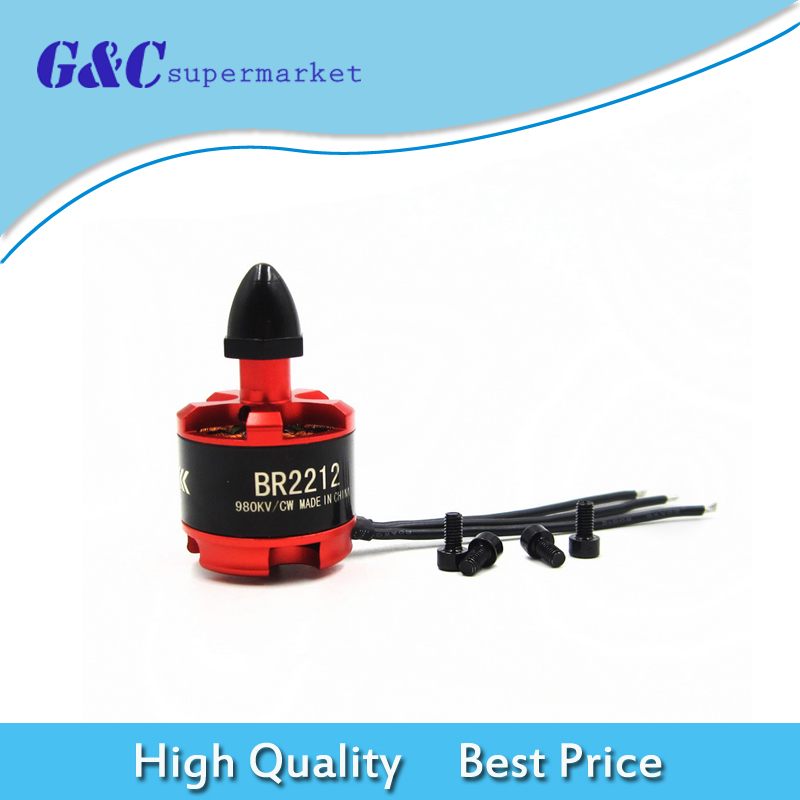 1pcs Racing Edition 2212 <font><b>BR2212</b></font> 980KV 2-4S Brushless Motor CW For 350 380 400 Frame Kit image