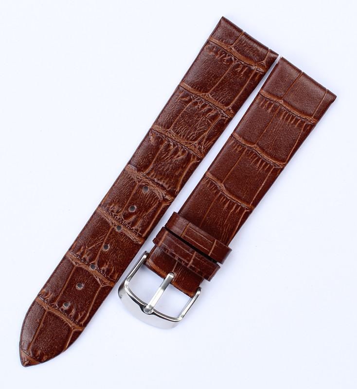 1 шт. из натуральной кожи часы ремешок ремешок 12 мм 14 мм 16 мм 18 мм 20 мм 22 мм женщина человек ремешки для наручных часов часы ремни