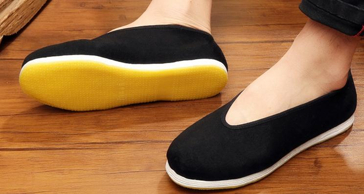 Kung Fu Shoes Cotton Sole 42 EU
