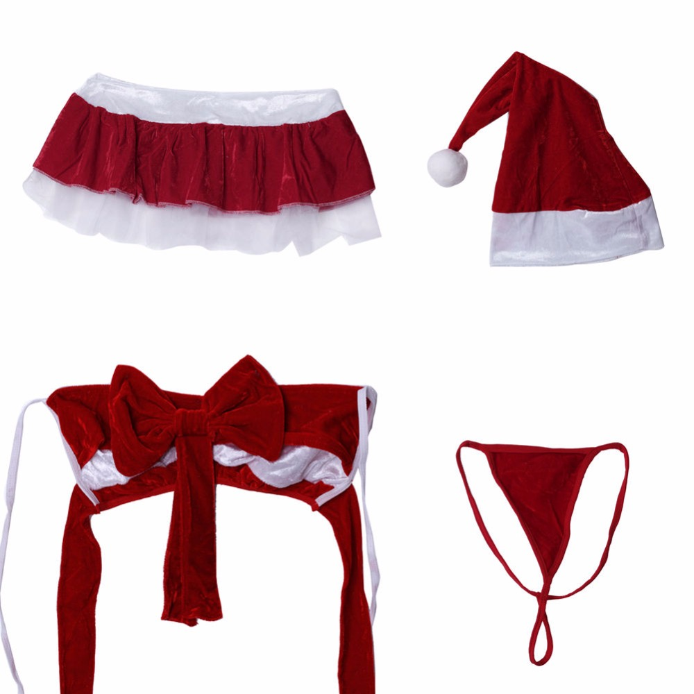 online kaufen gro handel santa bikini aus china santa. Black Bedroom Furniture Sets. Home Design Ideas