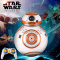 Free shipping Star Wars 7 BB - 8 intelligent Remote Control Robot awakening the force ball Star Wars toy Robot Christmas present