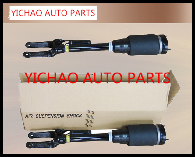 FREE SHIPPING  Front Airmatic shock absorber air suspension for Mercedes benz ML Class W164 gl x164 with ADS   pair