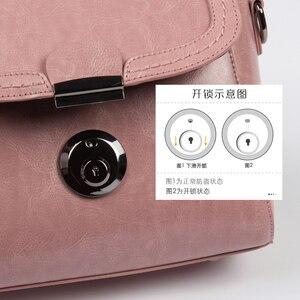 Image 4 - Viney Bag Girl 2019 New Genuine Leather Bag Handbag