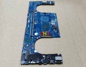 Image 5 - Per Dell XPS 9550 4GXH1 04GXH1 CN 04GXH1 CAM00/01 LA E331P i5 7440HQ Scheda Madre Del Computer Portatile Mainboard Testato