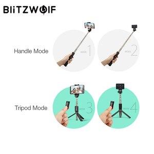 Image 2 - VR3 3 Trong 1 Không Dây Bluetooth Selfie Stick Tripod Đa Năng Monopod Cho GoPro 5 6 7 Camera Thể Thao Dành Cho iPhone X 8 Điện Thoại Thông Minh