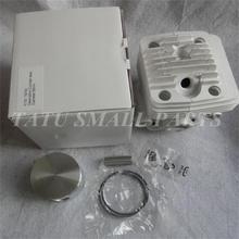 56 мм TS700 цилиндр комплект для STIHL TS800 TS800Z бетонная пила ZYLINDER ПОРШНЕВЫЕ КОЛЬЦА булавки зажимы в сборе Свеча зажигания