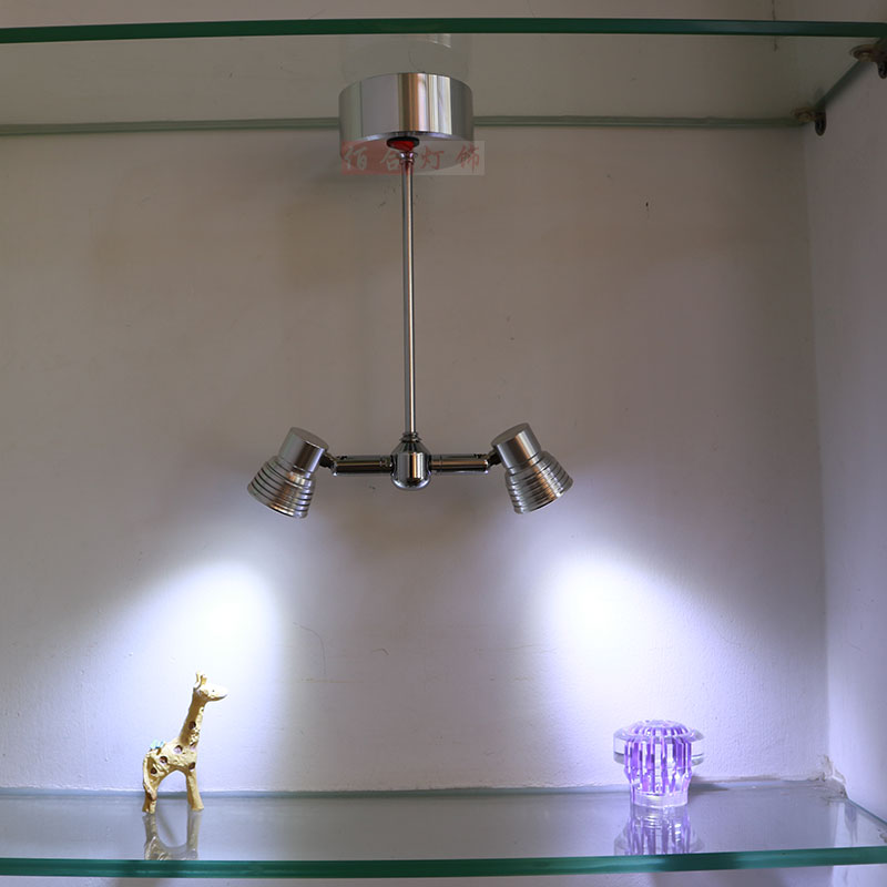 Dry Battery Led Ceiling Lamp Window Display Cabinet Leads Wedding Jewelry Cabinet Sd33 Top Watermelons Ceiling Lights