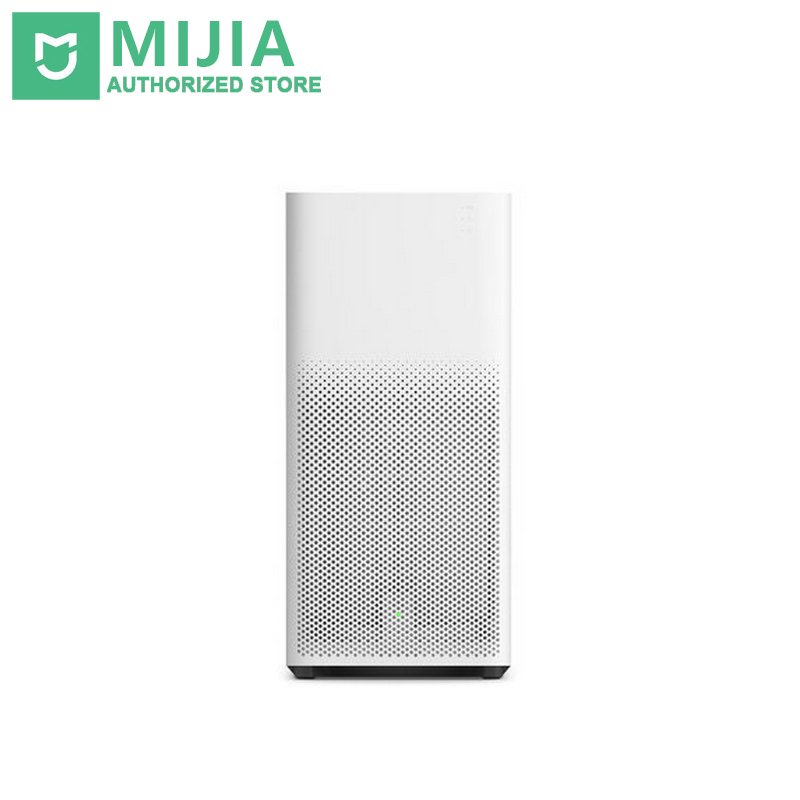 Xiaomi Air Purifier 2 Smartphone Wireless Smartphone Control Smoke Dust Peculiar Smell Cleaner Household Appliances