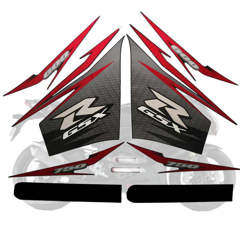 Untuk Suzuki GSXR600 Gsxr 750 Gsxr 600 750 2011 2012 2013 K11 Stiker Kit Aksesoris Motor Stiker Hadiah Stiker