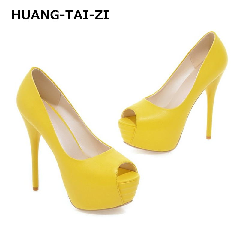Brand Shoes Woman High Heels Pumps Nude High Heels 14CM Women Shoes High Heels Wedding Shoes Pumps Sexy Nude Shoes Heels 0043 multicolor crystal women wedding shoes high heels platform shoes 14cm high shoes woman party dress pumps