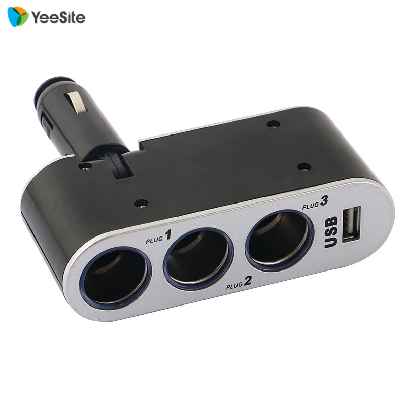 buy yeesite 12v 24v 5a multi socket usb. Black Bedroom Furniture Sets. Home Design Ideas