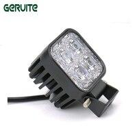 2 Pcs Lot Mini 6 Inch 12W 4 X 3W Car CREE LED Light Bar As