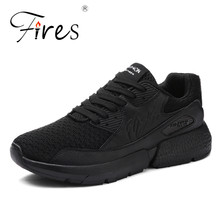 Breathable Mesh Running Shoes for Man Lightweight New Outdoor Sports Shoes Comfortable Baskets Homme Chaussure Sport Sneakers(China)