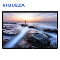 Riqueza Projector Screen