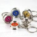 Wheel hub модель брелок брелок шин колес колесного брелок key holder творческий sleutehanger portachiavi chaveiro llaveros hombre