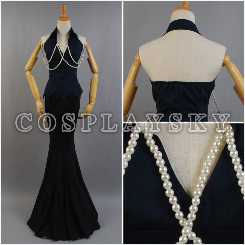 Sailor Moon Mistress 9 Dress Cosplay Costume High quality fashion Dresses for Woman