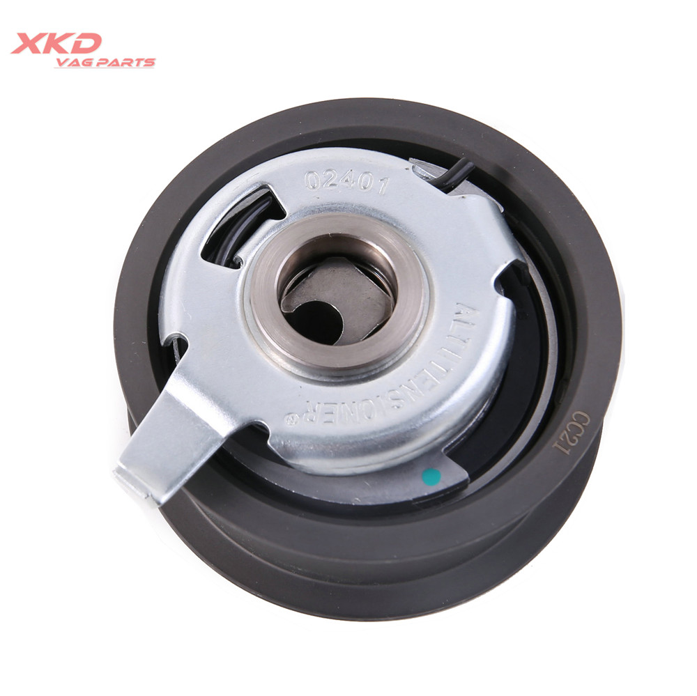 Timing Belt Tensioner Roller For VW Caddy Beetle Bora Jetta Golf AUDI A3 1 9TDI