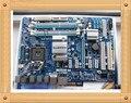 Бесплатная доставка! GIGABYTE P45 твердотельные топ 775 Материнская Плата Gigabyte P45 DDR3 GA-EP45T-UD3LR ленты массивы