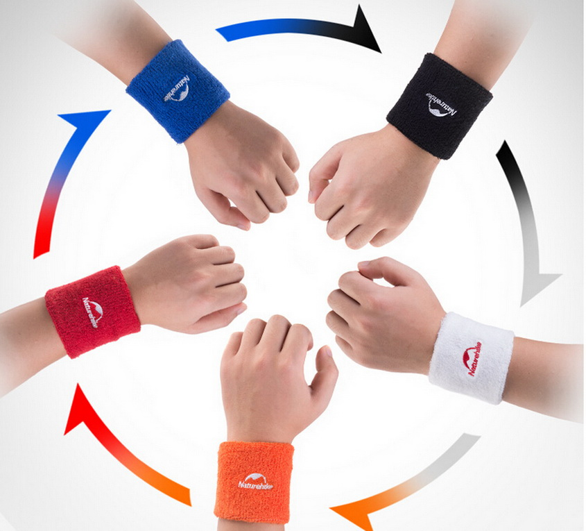 Naturehike wipe sweat towel wrist Sporting Goods protector guard men and women wrist wrist