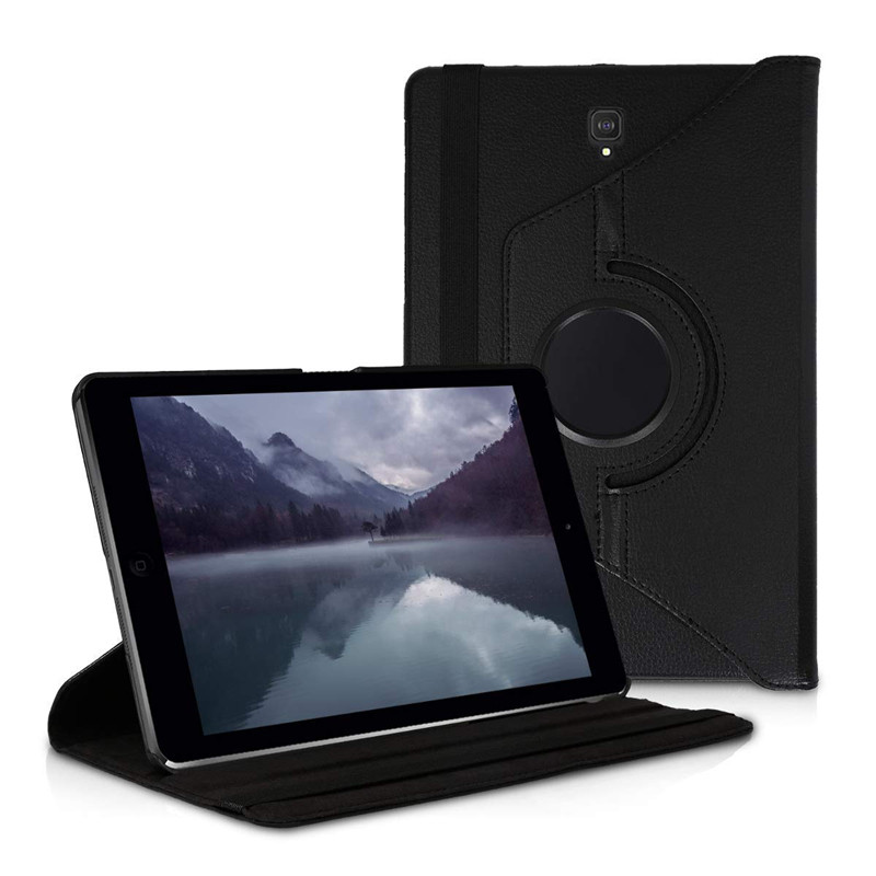 Flip <font><b>Tablet</b></font> <font><b>Case</b></font> 360 Degree Rotating Stand Shockproof Shell Cover for <font><b>Samsung</b></font> <font><b>Galaxy</b></font> <font><b>Tab</b></font> <font><b>S4</b></font> <font><b>10.5</b></font> inch SM-T830/ T835 <font><b>Tablet</b></font> image