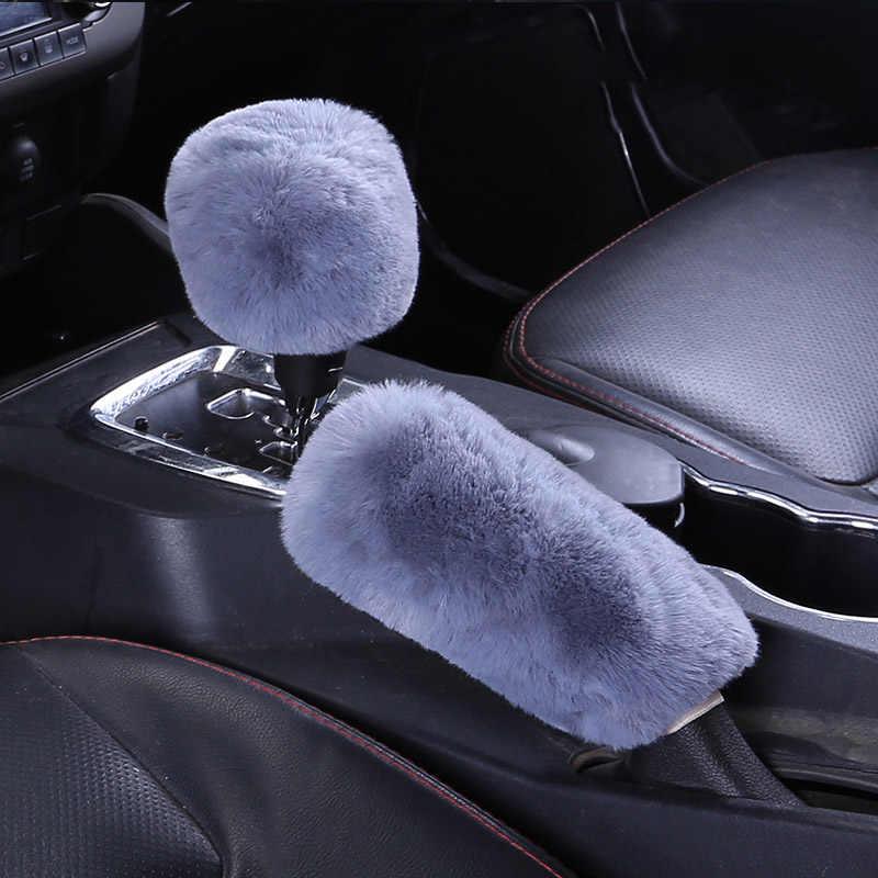 車の駐車ハンドブレーキスリーブギアシフトカバーフォルクスワーゲン VW ゴルフ 4 5 7 6 MK4 ホンダシビック 2006-2011 アコード CRV フィット