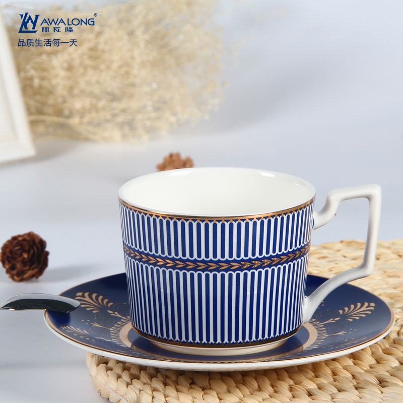 2017 Fashion Ceramic China Horse Series Dining Room Furniture  Bone  Set Quality Cup Of Afternoon Tea  Gifts