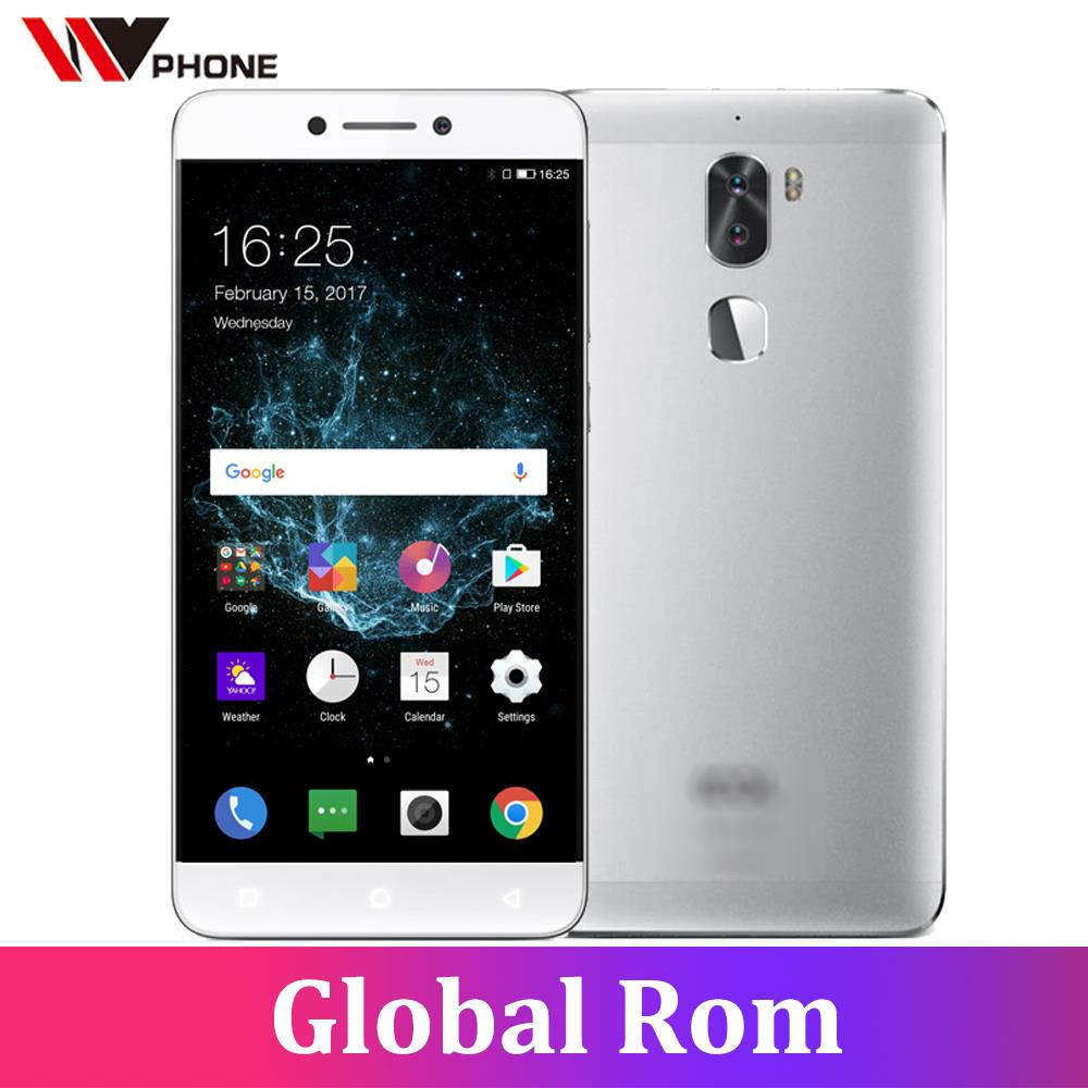 global rom Leeco cool 1 Letv Cool1 4G LTE Mobile Phone  Android 6.0  5.5″ FHD  Dual Rear Camera Fingerprint ID Octa Core